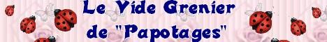 """Le vide Grenier de """"Papotag"""