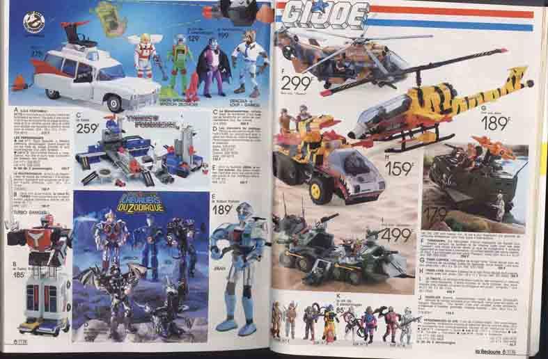 Catalogue la redoute hiver 89 90 - Catalogue la redoute gratuit ...
