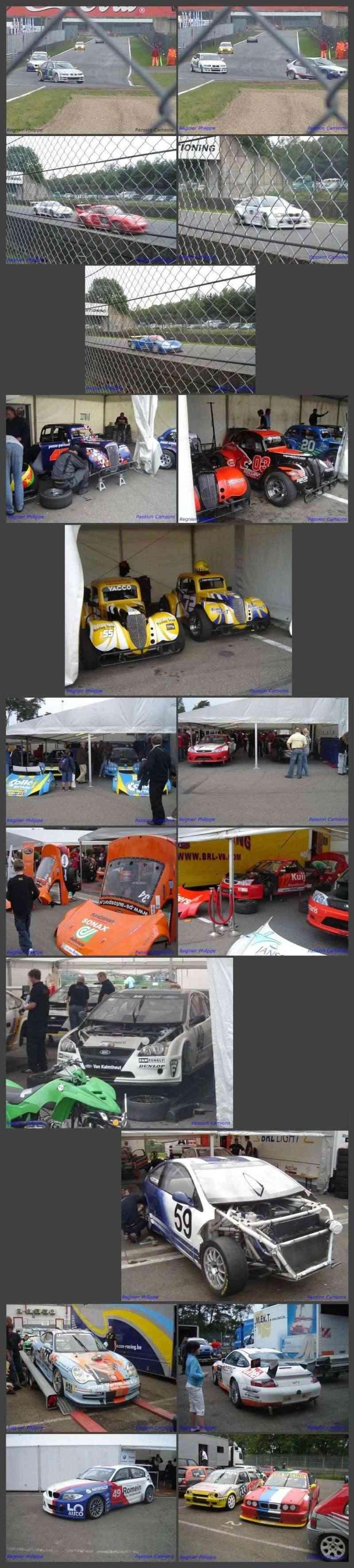Zolder 2007 la course en images for Le divan 09 02 16
