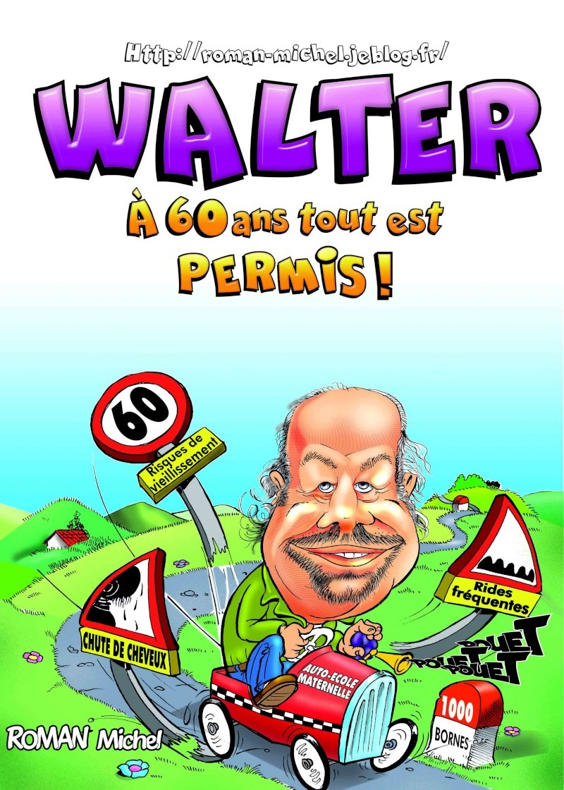 Caricatures particuliers