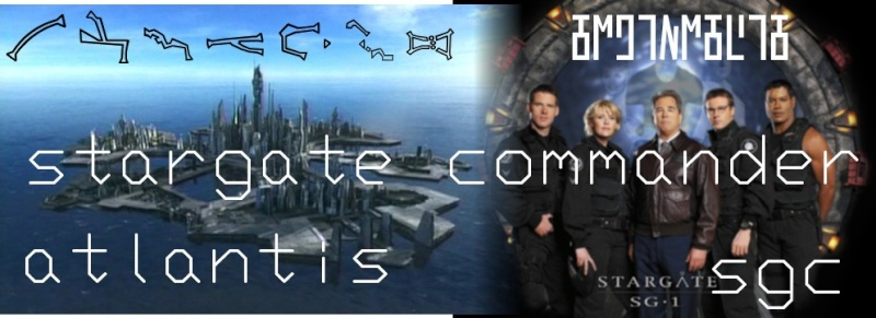 Stargate commander