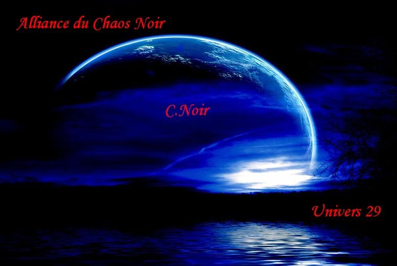 Alliance du Chaos Noir (C.Noir) et sa wing O.Noir