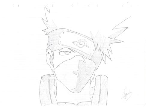 Comment Dessiner Naruto Shippuden