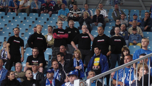 Magdeburg Hooligans