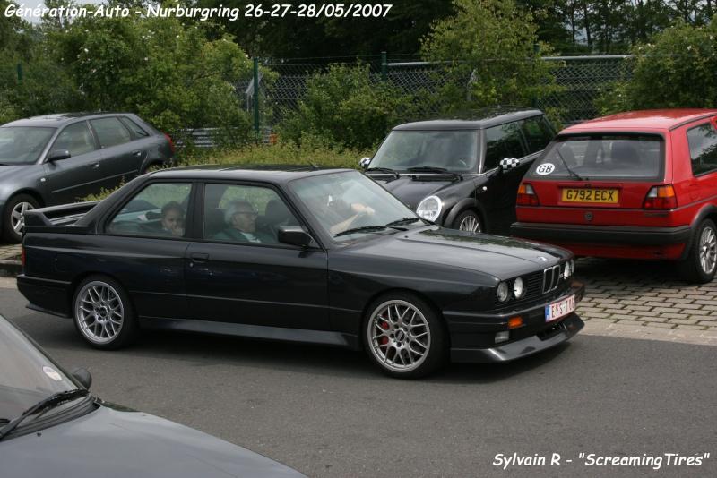 bmw m3 e30 evo. BMW M3 E30 - Nürburgring