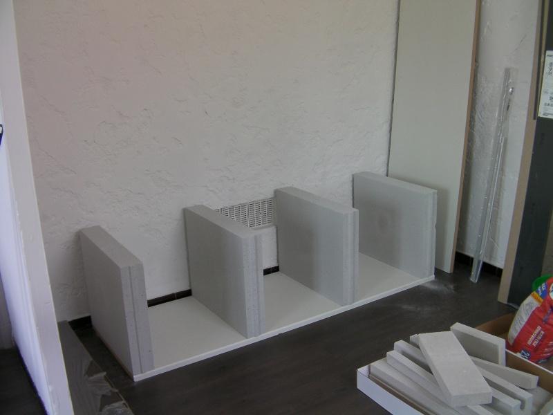 Projet 520l - Banquette beton cellulaire ...