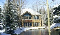 """Chalet """"Wyoming"""" [Lilly, Dick, Ambre et Piper]"""