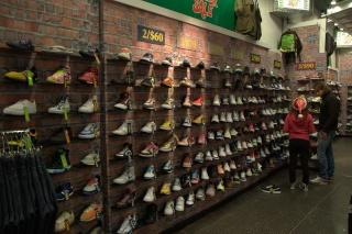 New Balance Vetements Style Shoe