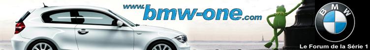 Rejoingez nous sur WWW.BMW-ONE.COM