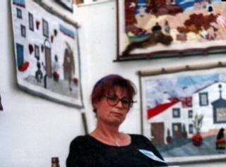 Tissus appliqués d'Evelyne  dans littérature et culture evelyn10