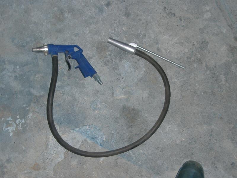Sablage ppx s6 - Pistolet a sabler ...