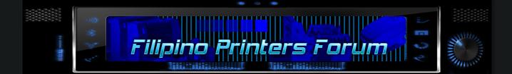 Filipino Printers Forum
