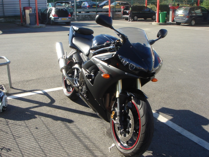 Honda Nord Sud >> R6 2005 noire 7000€ URGENT - FORUM Moto-Run 100% Motards ...