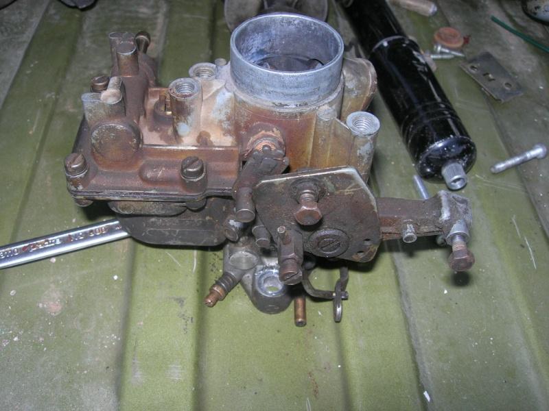 Allumage Renault 4 L - Page : 2 - Renault - Mécanique / Électronique