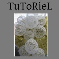 boule en fil de coton