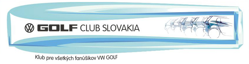 VW GOLF CLUB SLOVAKIA