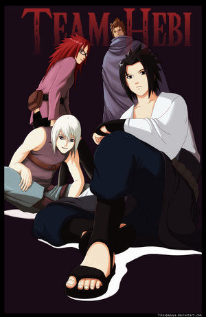 Team Hebi Anime Picture