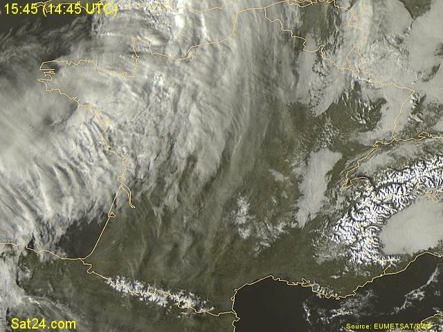 Image satellite 22012010