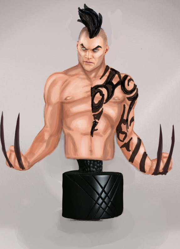 Any interest for Daken? - Page 3 - STATUE M A R V E L S