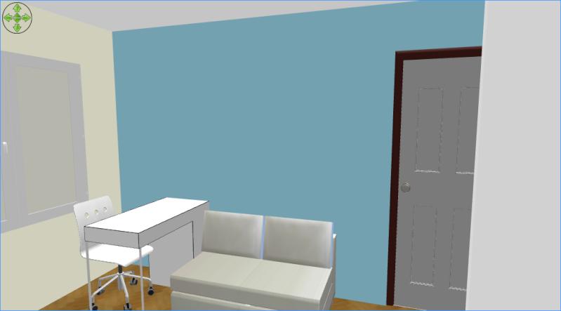 Location Bureau - Relooking bureau/chambre damis - Page 2