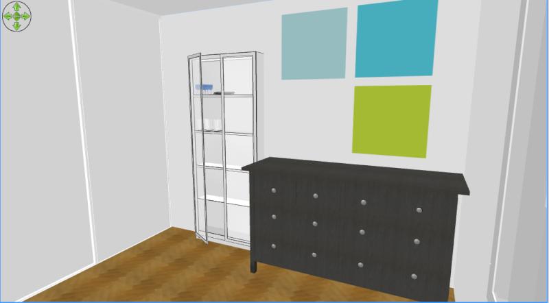 relooking bureau chambre d 39 amis page 2. Black Bedroom Furniture Sets. Home Design Ideas