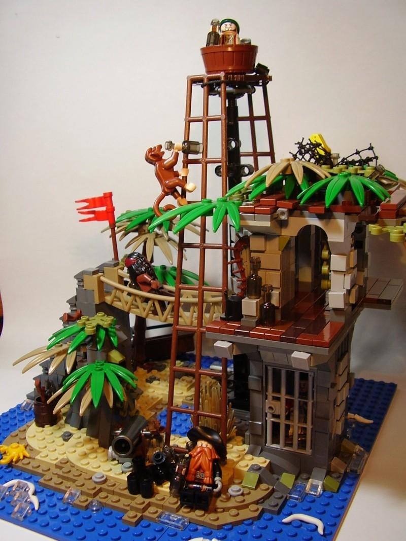 Afficher le sujet c moc 6270 forbidden island l13 - Ile pirate lego ...