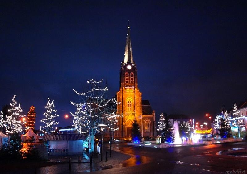 Hautmont, capitale de Noël dans - - - Hautmont pc204010