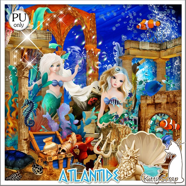 ATLANTIDE DE KITTYSCRAP dans Août kitty163