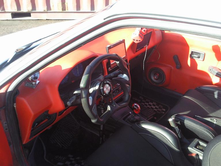Peugeot 106 gt maxi phase 1 2 prepa tuning for Interieur 106