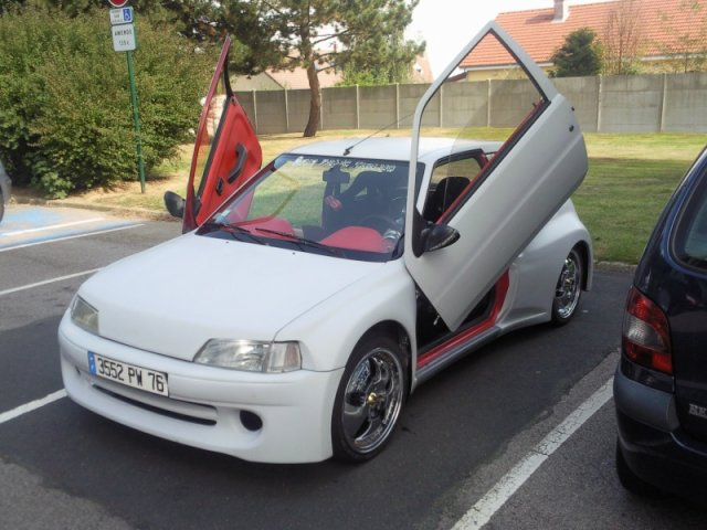 peugeot 106 gt maxi phase 1 2 prepa tuning invit. Black Bedroom Furniture Sets. Home Design Ideas