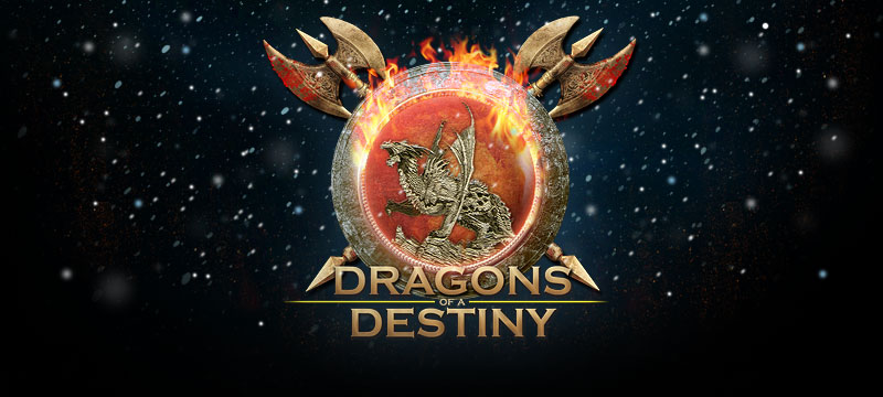 Dragons of a Destiny Official Guild Forum