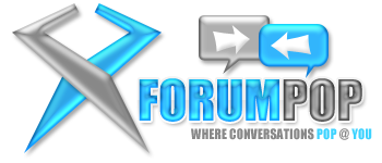 Forum Pop - Where Discussions Pop At You