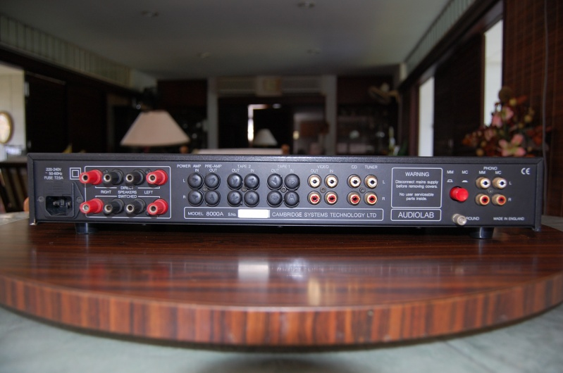 Audiolab 8000a Integrated Amp Used Sold