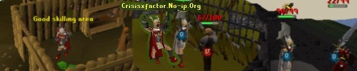 crisisxfactor #1 server ----vsp----