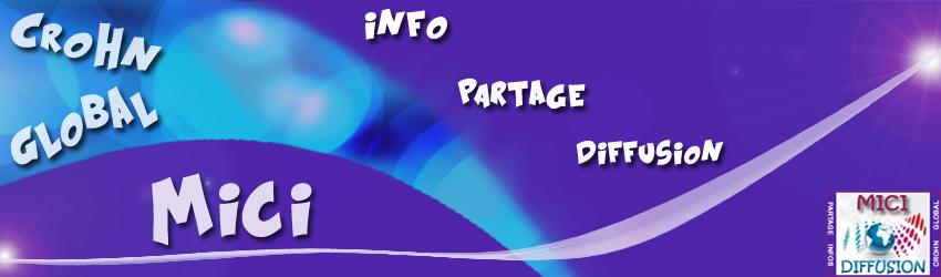 MICI Sans Frontières / MICI Infos / RawTeam MICI / CrohnGlobal