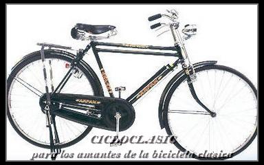 Para los amantes de la Bicicleta Clásica en Cicloclasic
