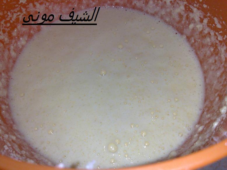 زبدة طرية كوب سكر 3 بيضات كبار 2 م ك