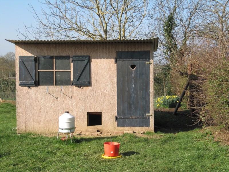 Comment sont vos installations - Construire son abri de jardin en dur ...