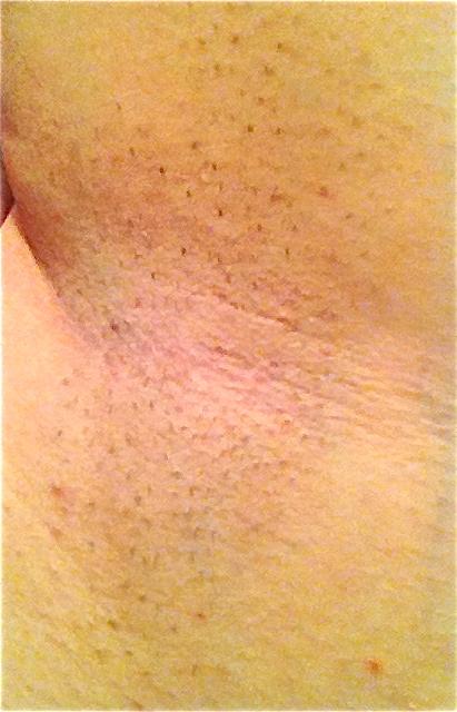 Apres 12 jours rasage de ma pussy recouverte de poil - 1 part 4
