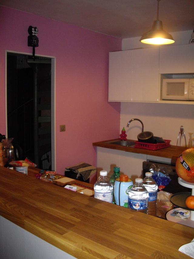Mallory couleur chaise haute sondage p36 page 21 for Cuisine au milieu de la piece