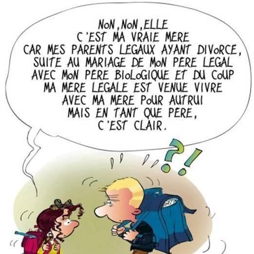 divorce personne introuvable