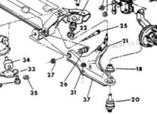 triangle de suspension cass. Black Bedroom Furniture Sets. Home Design Ideas