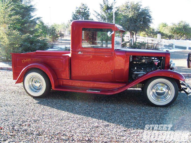 1930u0026#39;s Chevy hot rod