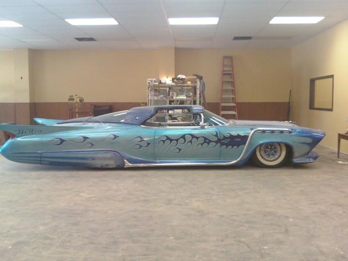 1960 Cadillac Sharkmobile Frank Derosa