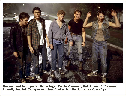 The Outsiders Francis Ford Coppola 1983
