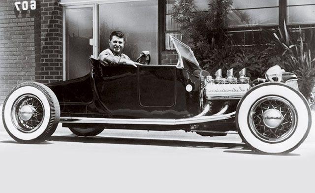 Vintage Hot Rod Stock Images - 4,180