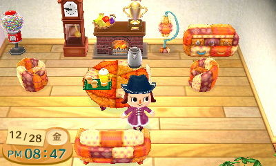 les nouvelles collections de meubles d 39 animal crossing new leaf. Black Bedroom Furniture Sets. Home Design Ideas