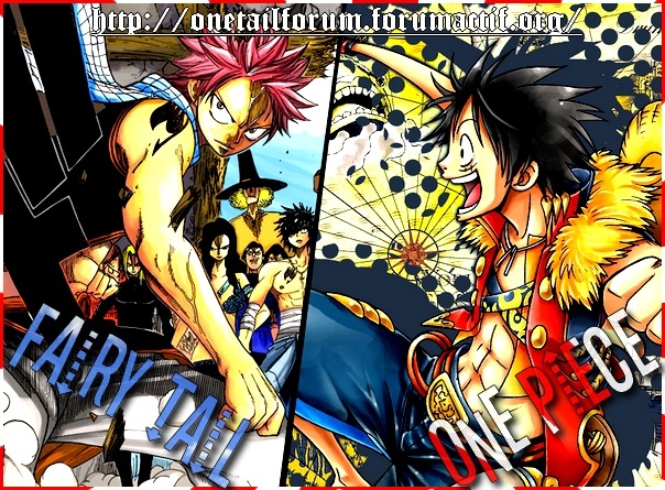 One Piece & Fairy Tail forum