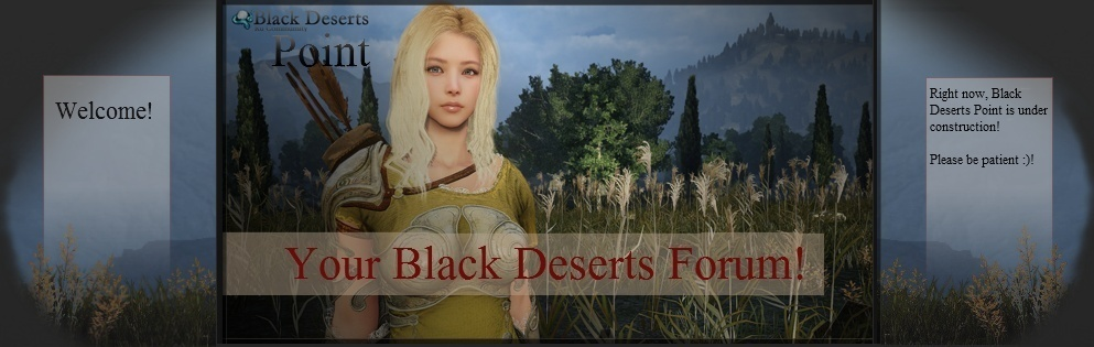 Black Deserts Point