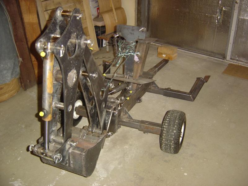 Mini pelle en kit bach alu tracteur tondeuse occasion diesel - Louer une mini pelle ...